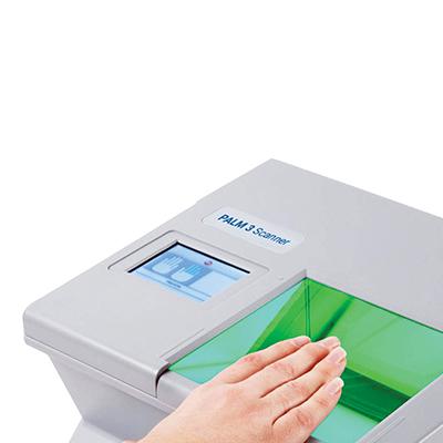 PALM 3 Scanner